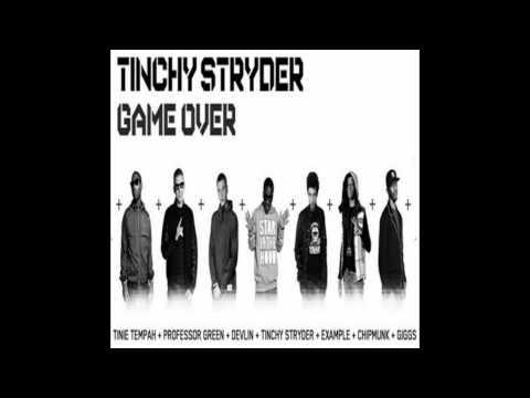 Tinchy Stryder - Game Over Remix