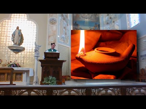 Fr. Altman: Fill Your Lamps With Oil