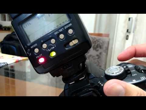 Flash Canon 550EX
