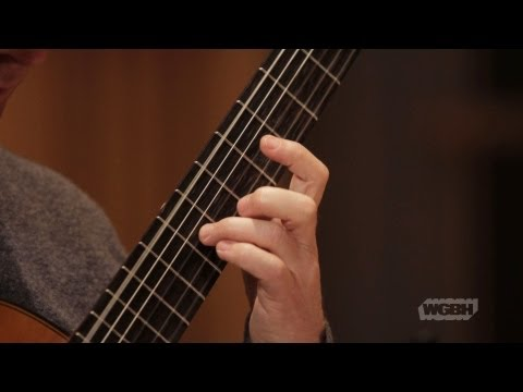 WGBH Music: David Russell - The Bucks of Oranmore (live)