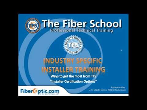 On-Demand: Industry Specific Installer Training