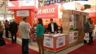 HELUZ cihlářský průmysl – veletrh FOR ARCH 2014
