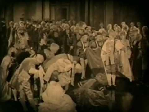 AMERICA (1924) -- D.W. Griffith, Neil Hamilton, Carol Dempster, Lionel Barrymore