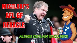 Meat Loaf Afl Grand Final 2011 Hilarious