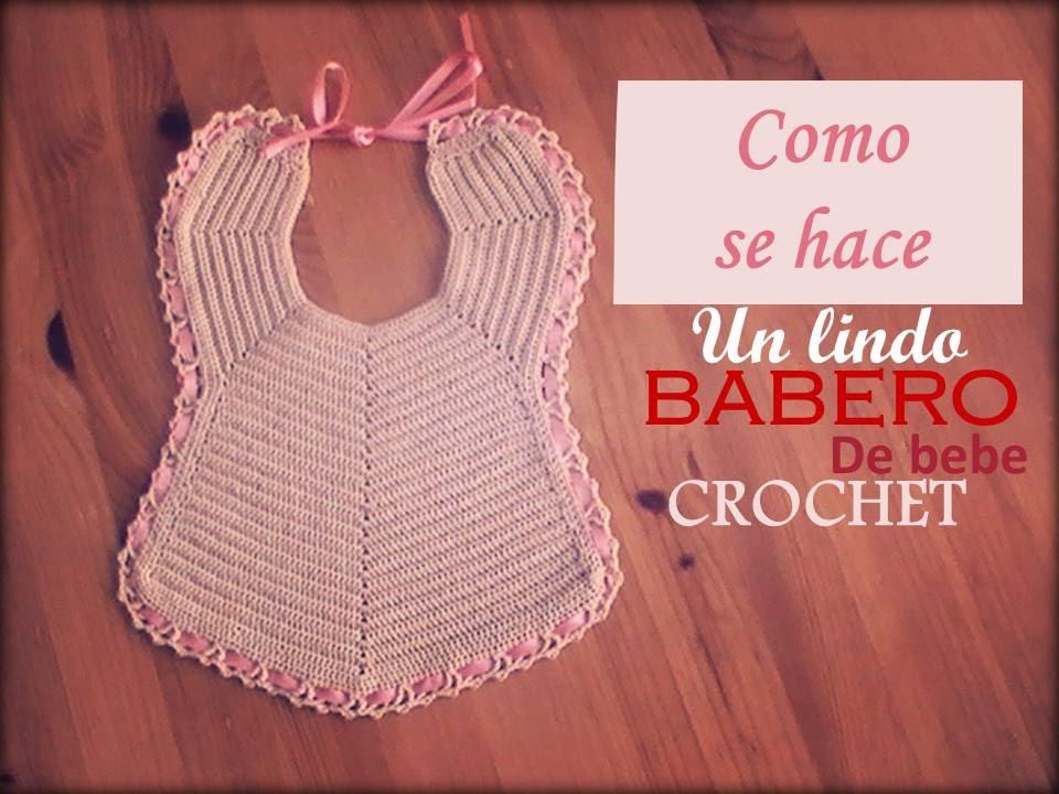 Hermosa Patrones Que Hacen Punto Libres Para Baberos Foto - Manta de ...