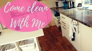 CLEAN WITH ME MRS HINCH STYLE / POWER HOUR HINCH STYLE / PART 2