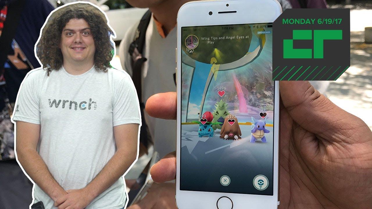 Crunch Report | Pokemon Go Big Summer Update