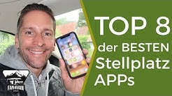 Top 8 der BESTEN Stellplatz App s für Wohnmobile - Zusammenfassung