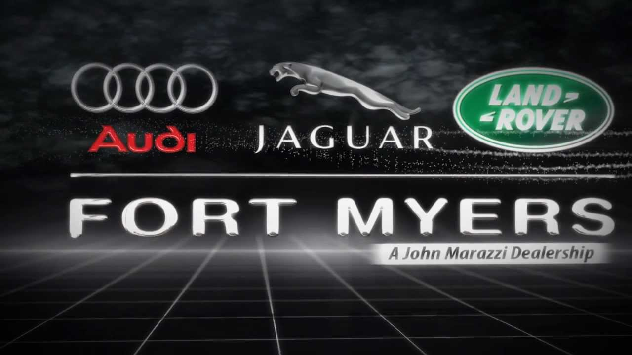 "fort myers audi jaguar land rover ""luxury for less"" - youtube"