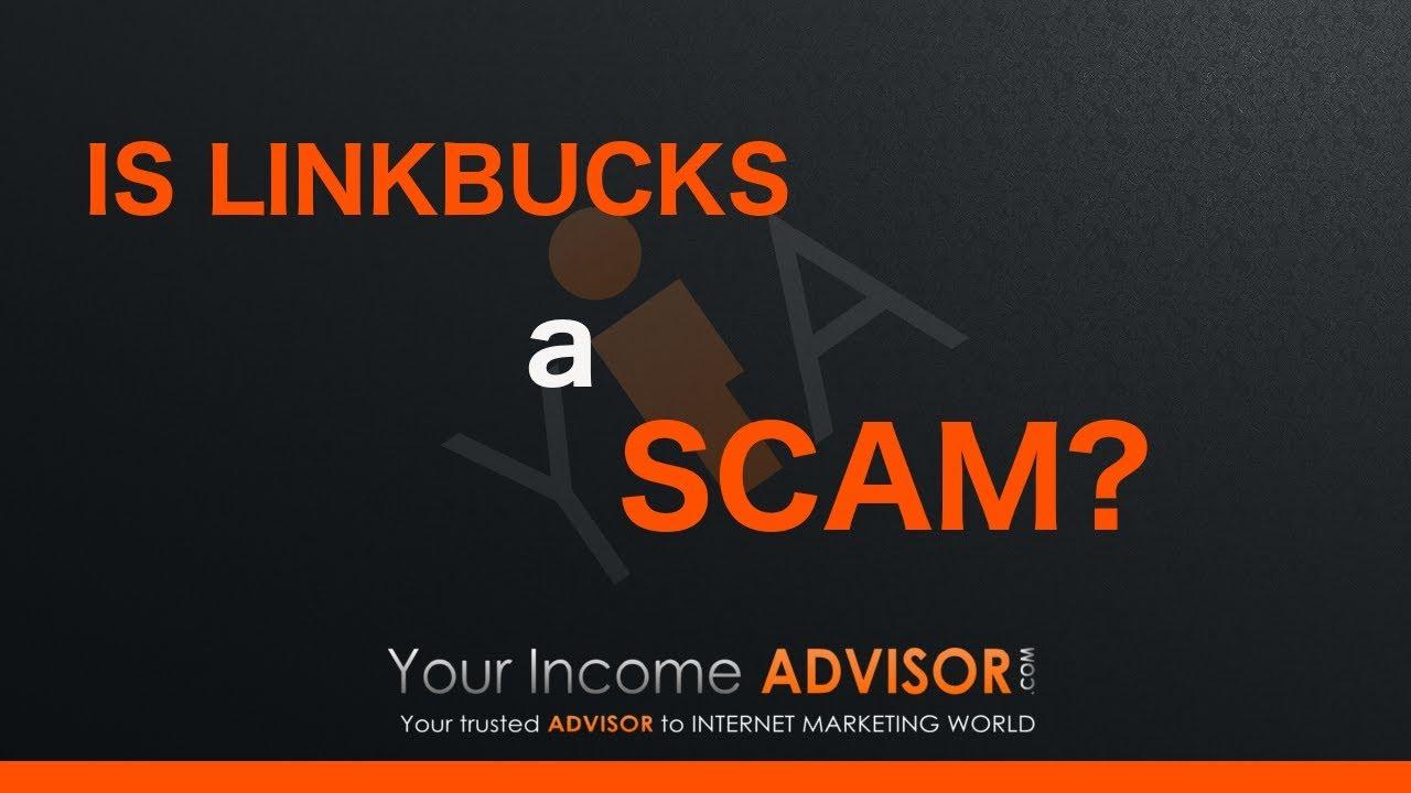 linkbucks  scam  realistic review youtube