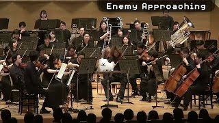 Enemy Approaching + Anticipation, UNDERTALE 5th Anniversary Concert
