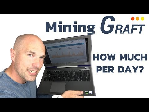 Mining Graft on a Laptop, is it Worth it?