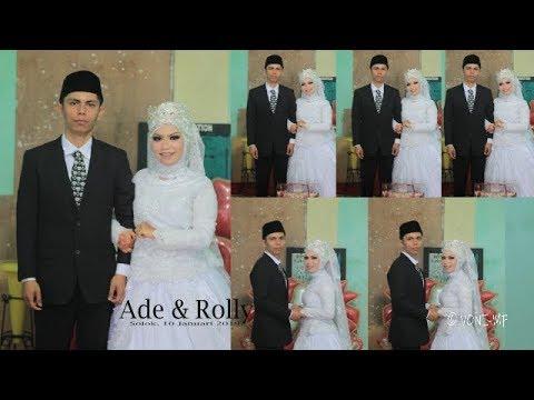 Akad Untuk Komitmen Seumur Hidup - The Wedding Of Ade & Rolly