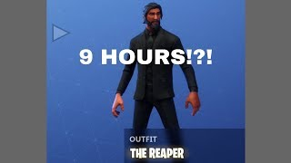 Unlocking John Wick/the Reaper in Fortnite without buying any vbucks/tiers