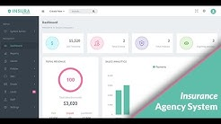 Insura   Insurance Management System by Simcy_Creative