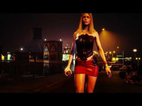 GTA V DEVIL IN A RED DRESS (music Video)