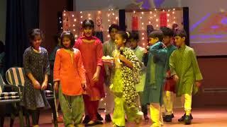 Diwali Assembly - Class IV