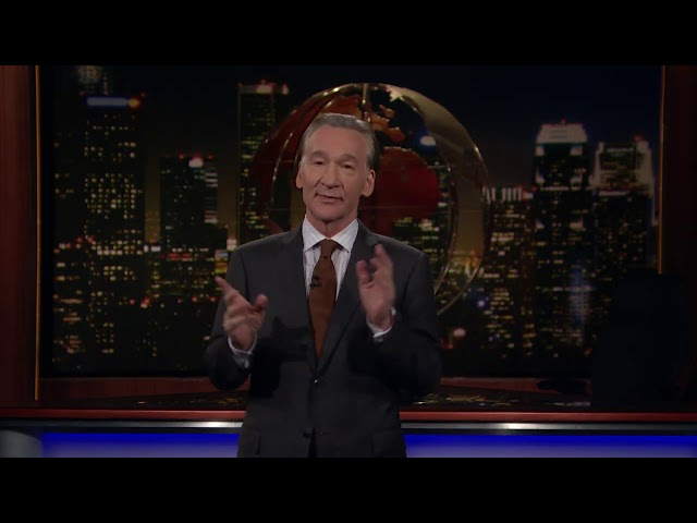 Monologue: American Carnage | Real Time with Bill Maher (HBO)