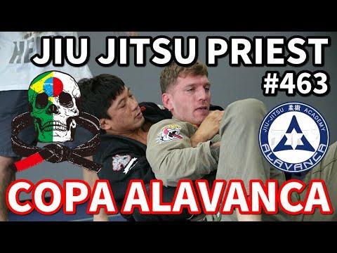 【柔術プリースト】# 463:COPA ALAVANCA 2021【ブラジリアン柔術】
