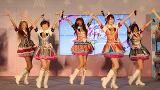 STAR☆ANIS「SHINING LINE*」&AIKATSU☆STARS!「Let's アイカツ!」ライブステージ