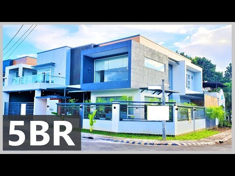 QUEZON CITY Brand New FURNISHED CORNER House & Lot FOR SALE near Commonwealth & Fairview, ID: QC4