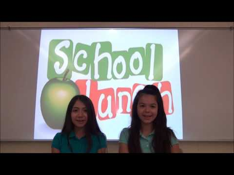 2017 C.M. Macdonell Elementary School Morning Announcements Contest Entry