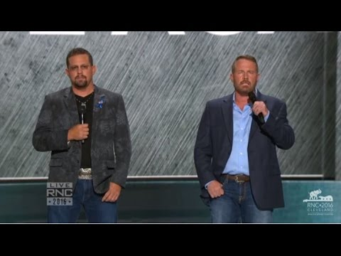 Mark Geist & John Tiegen | Battle of Benghazi | 2016 Republican National Convention