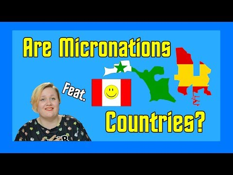 Are Micronations Real Countries? | The Great Knowledge Swap - Feat. DSM