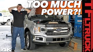 No Way! Ultimate Sleeper 720 HP Ford F-150 Does Crazy Fast 0-60 MPH and 1/4 Mile Times!