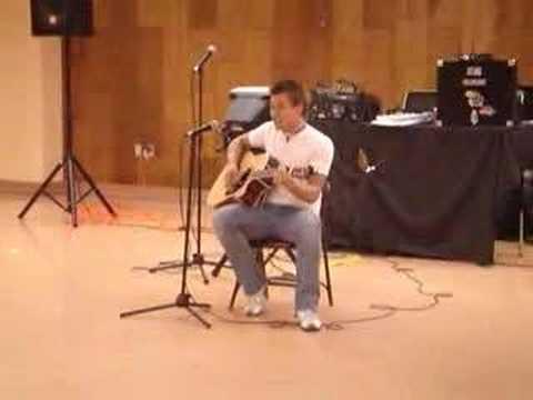 Zach Thomas- Gone (Live)