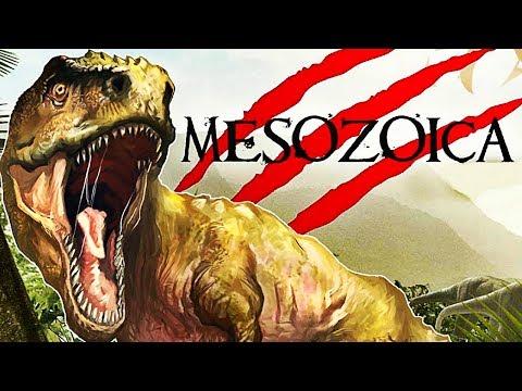 J'OUVRE MON PARC DE DINOSAURES ! | Mesozoica