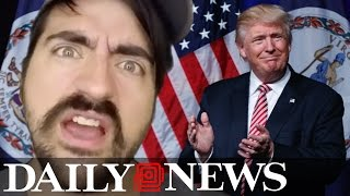Liberal Redneck: 'I hate that son of b----' Donald Trump