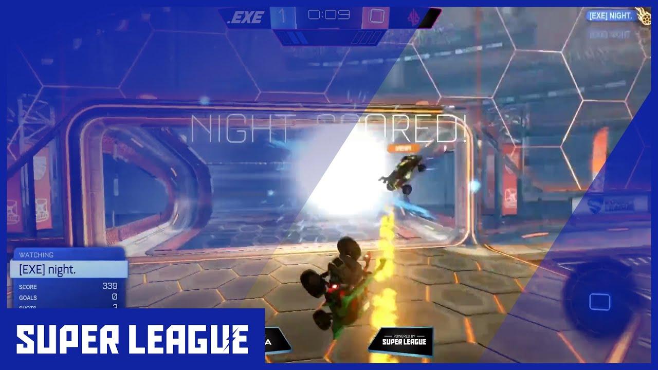 Super League Arena ft Rocket League | Recap