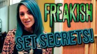 Freakish Set Secrets with Niki Demartino
