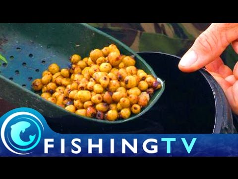 Fishing For Carp With Summer Bait - Fishing TV