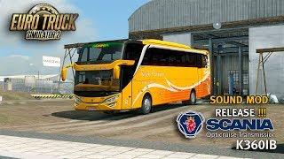 Rejeki Transport Scania K360IB ETS2 Indonesia