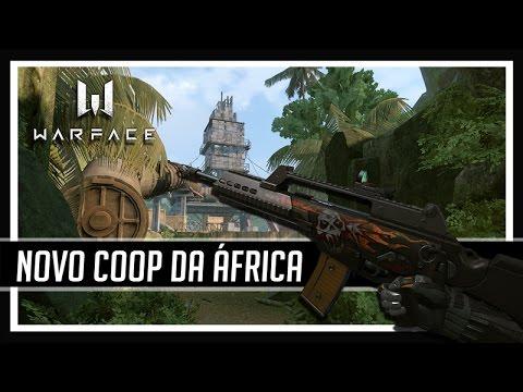 Warface G36K Novo COOP da África