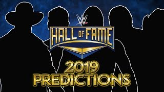 Early WWE Hall of Fame 2019 Predictions
