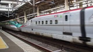 2017 08 東北新幹線・大宮駅 E6系+E5系