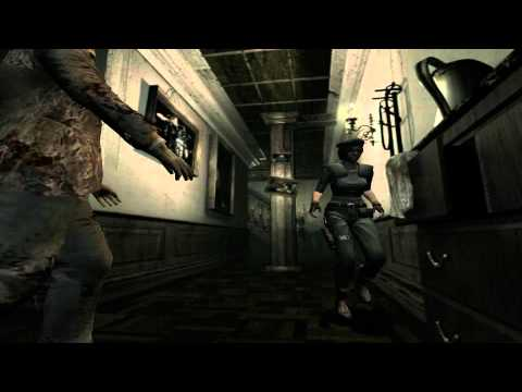 Video Gameplay Resident Evil 1 Remake: Part 1 - Jill Valentine [1080p]
