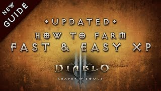 Diablo 3: Reaper of Souls Private James Fast Leveling & Gold Farming Exploit Tips