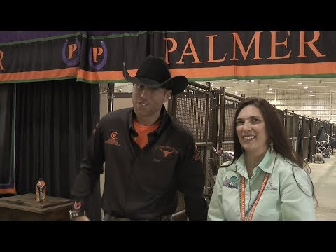 NRHA Futurity – Matt Palmer – USA Open Reining Champion
