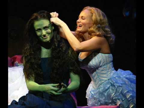 What is this Feeling Karaoke (You sing Elphaba's part)