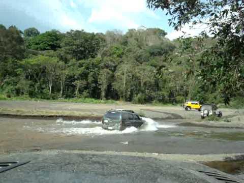 Paseo ARB Costa Rica al Rio Turrubares