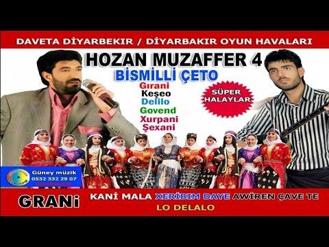 Hozan Muzaffer 4 - Diyarbakır Oyun Havakarı Hozan Muzaffer 4 grani