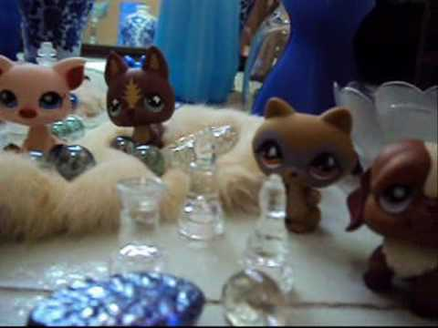 Littlest Pet Shop- Alice In Wonderland