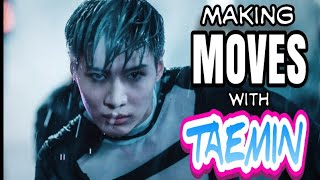 MONQ REACTS TO - SHINee 샤이니 - TAEMIN 태민 'MOVE' #1 MV