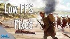 Battlefield 1 Lag/Stutter fix 2018 | BF1 Final Fix Solution 2018