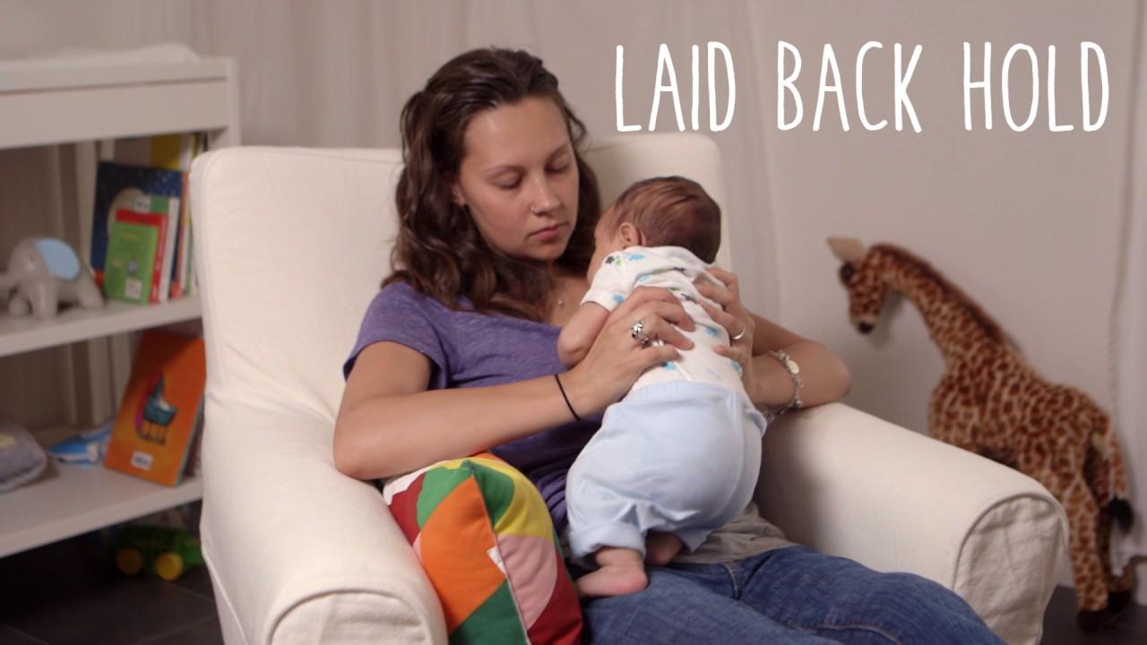 Breastfeeding Positions 3 35s English Youtube