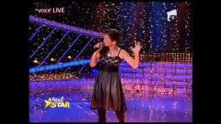"Oana Cenuse - Lara Fabian - ""Adagio"" - Next Star"